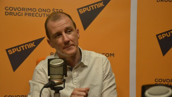 Milan Nešković - Sputnik Srbija