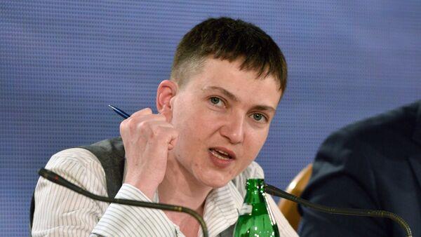 Надежда Савченко - Sputnik Србија