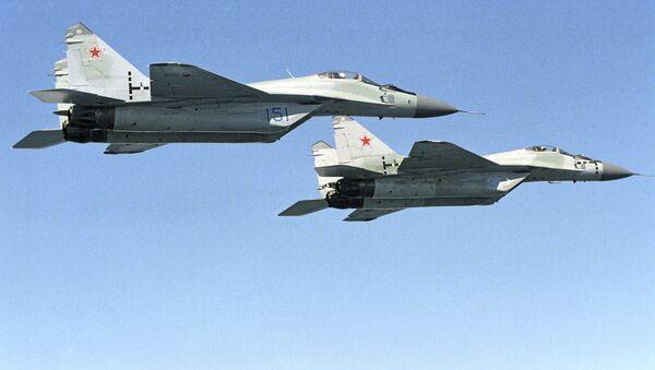 Совјетски ловци МиГ-29 - Sputnik Србија
