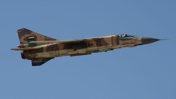 Сиријиски Миг-23 - Sputnik Србија