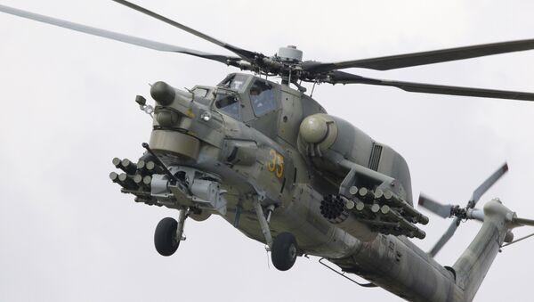 Mi-28 helicopter - Sputnik Srbija