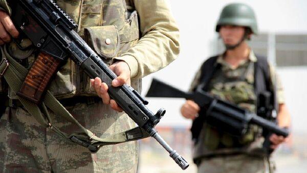 Турски војник у Ираку - Sputnik Србија