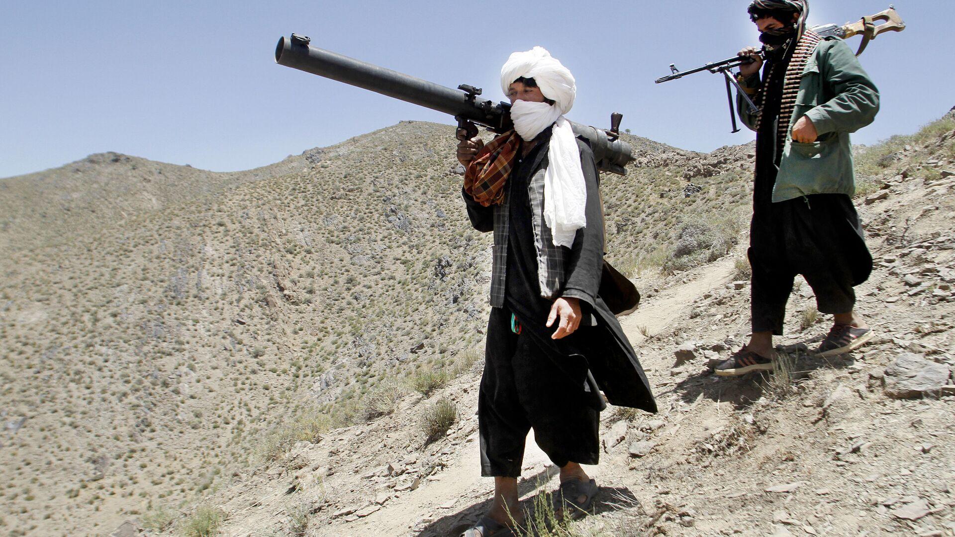 Авганистански талибани - Sputnik Србија, 1920, 08.07.2021