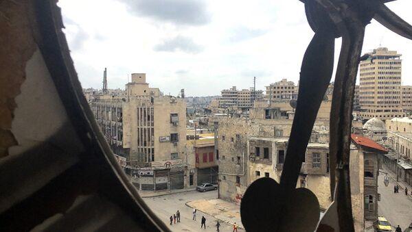 Sirijski grad Alep - Sputnik Srbija