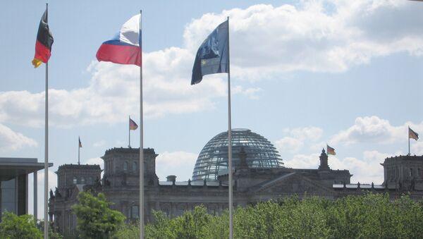 Берлин. Поглед на Рејхстаг - Sputnik Србија