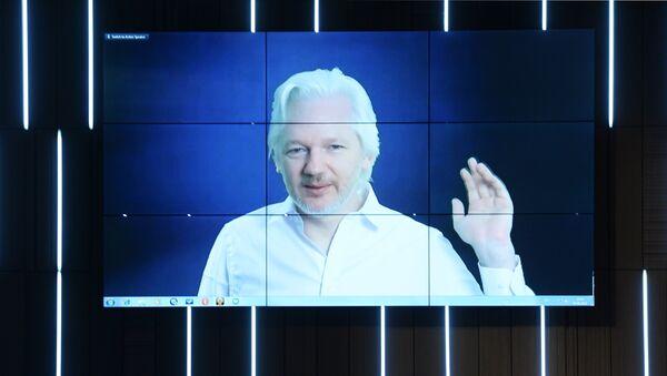 Оснивач Викиликса Џулијан Асанж - Sputnik Србија