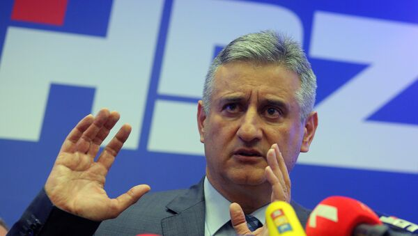 Томислав Карамарко - Sputnik Србија