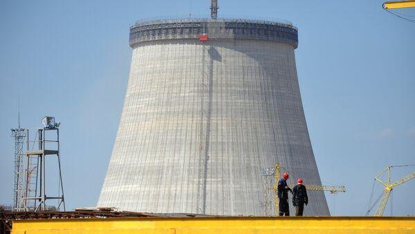 Beloruska nuklearna elektrana - Sputnik Srbija