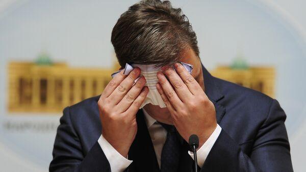Mandatar za sastav nove vlade Aleksandar Vučić - Sputnik Srbija
