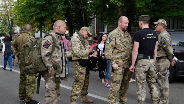 Ukrajinski nacionalisti - Sputnik Srbija