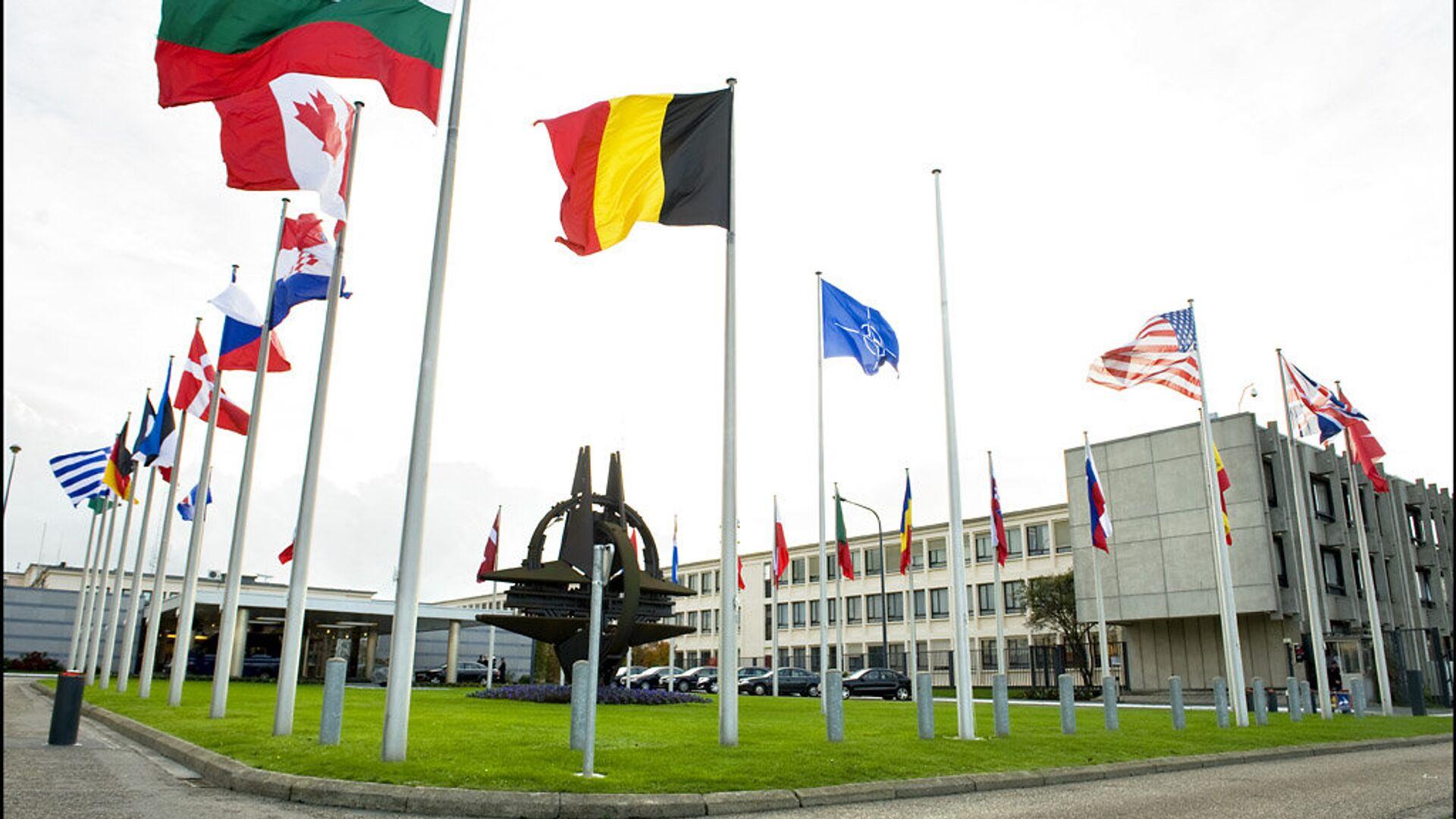 Sedište NATO-a u Briselu  - Sputnik Srbija, 1920, 06.10.2021