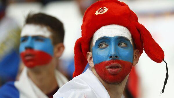 Руски навијачи - Sputnik Србија