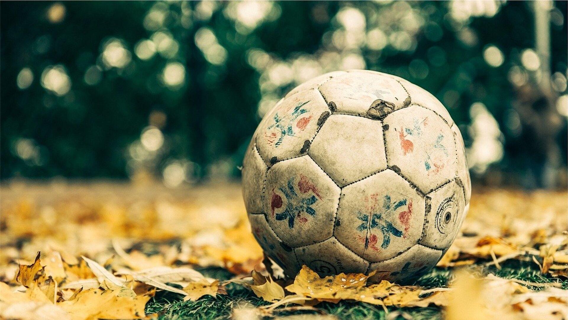 Fudbalska lopta - Sputnik Srbija, 1920, 23.07.2021