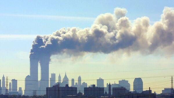 Бомбардовање кула-близнакиња у Њујорку, 11. септембар 2001. - Sputnik Србија