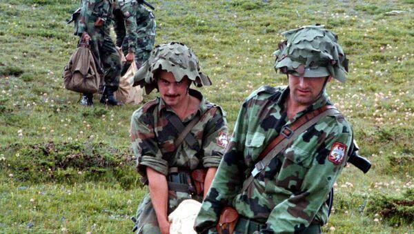 Југословенска армија, Кошаре 1998. - Sputnik Србија