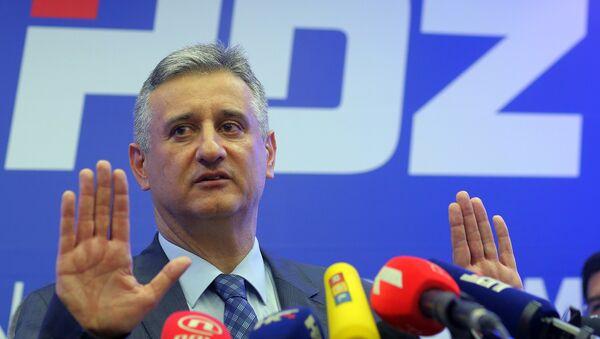 Tomislav Karamarko - Sputnik Srbija