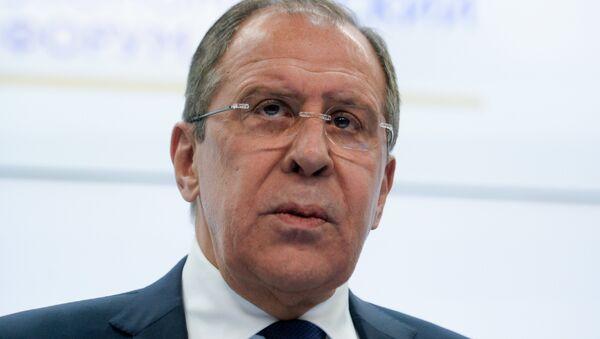 Sergej Lavrov na Međunarodnom ekonomskom forumu u Sankt Peterburgu - Sputnik Srbija