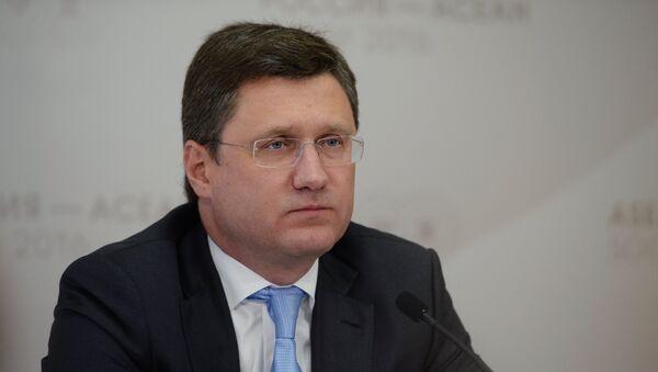 Министар енергетике РФ Александар Новак - Sputnik Србија