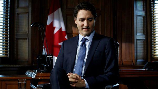 Kanadski premijer Džastin Trudo - Sputnik Srbija