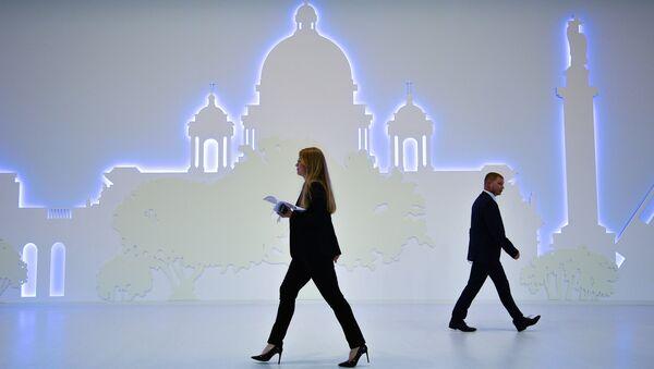 XX Петербуршки међународни економски форум - Sputnik Србија