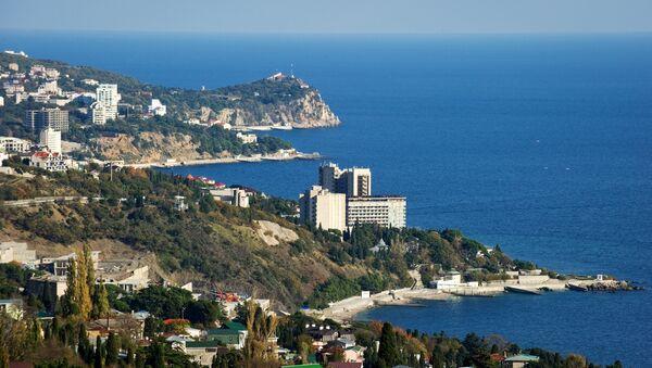 Panorama Krima - Sputnik Srbija