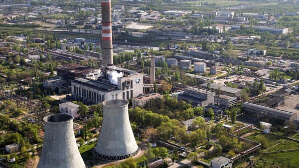 Термоелектрана  - Sputnik Србија