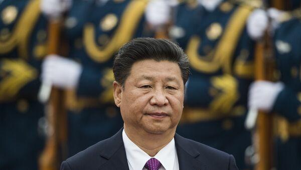 Кинески председник Си Ђинпинг - Sputnik Србија