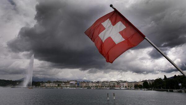 Zastava Švajcarske - Sputnik Srbija