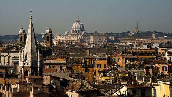 Rim, Italija - Sputnik Srbija