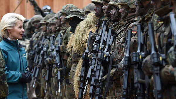 Nemačka vojska - Sputnik Srbija