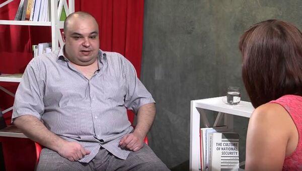 Aleksandar Černov - Sputnik Srbija