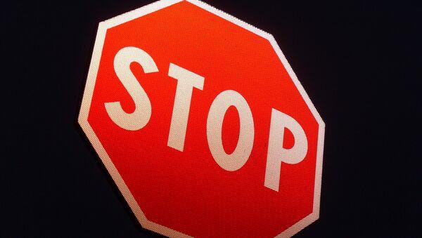 Znak stop - Sputnik Srbija