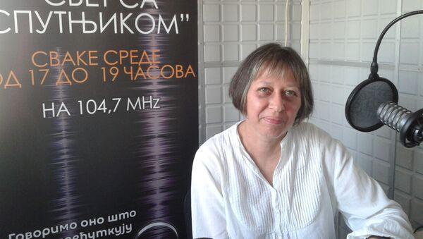 Тања Тагиров - Sputnik Србија