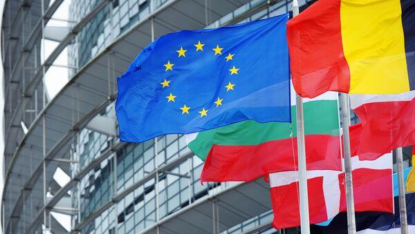Зграда Европског парламента у Стразбуру - Sputnik Србија