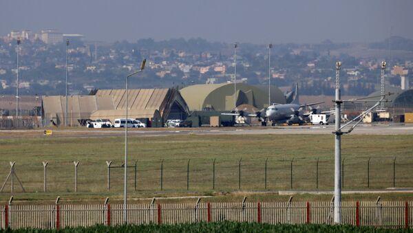 Америчка војна база Инџирлик у Турској - Sputnik Србија