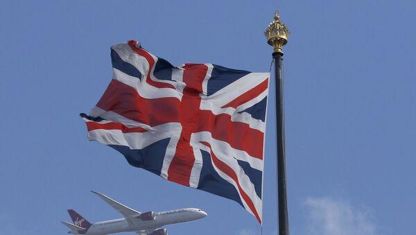 Застава Уједињеног Краљевства - Sputnik Србија