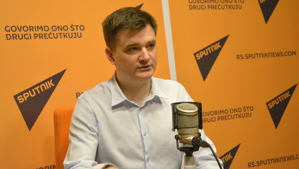 Миленко Јованов - Sputnik Србија