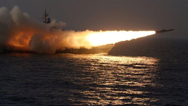 Лансирање противбродовске ракете москит - Sputnik Србија