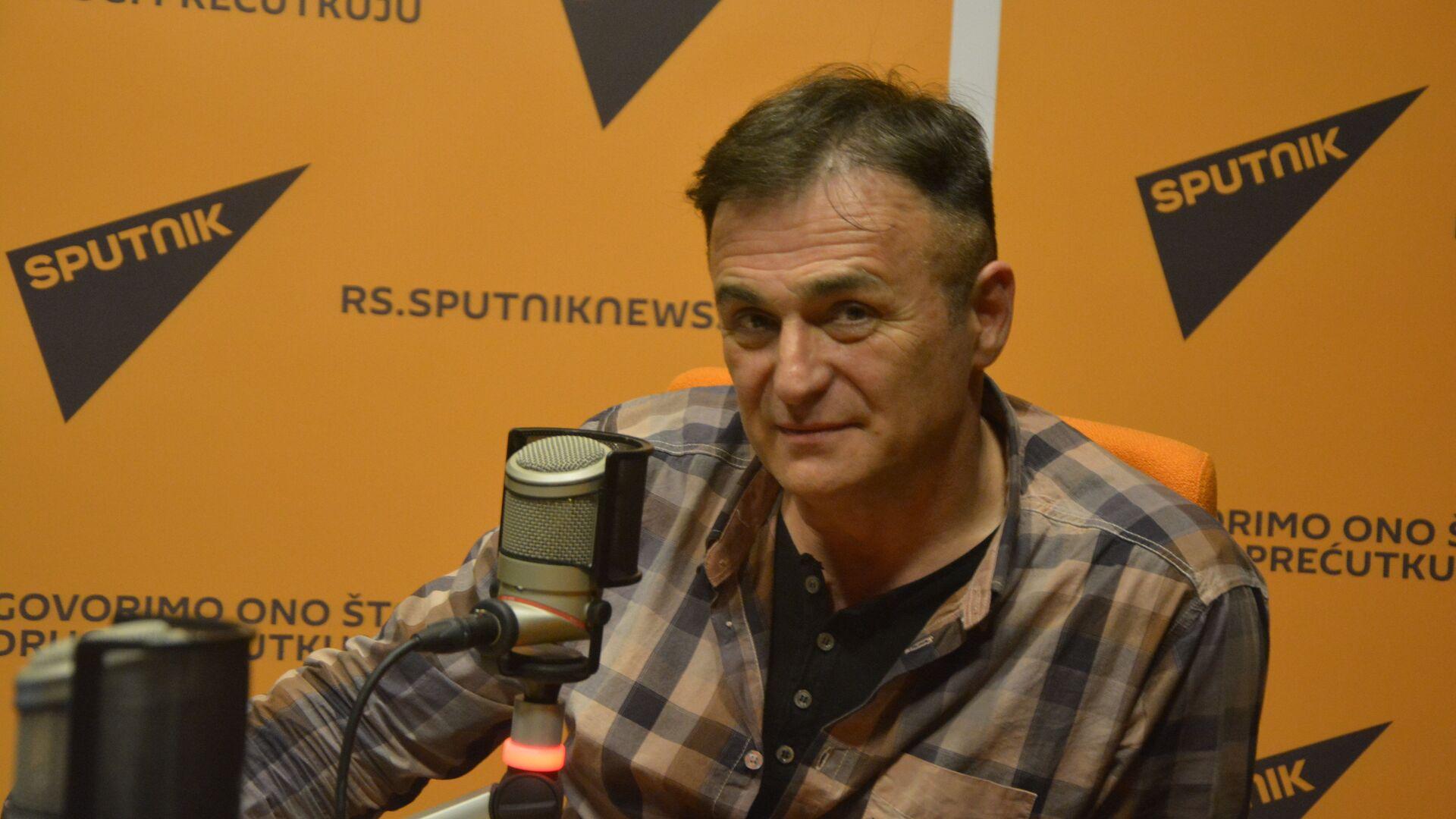 Бранислав Лечић - Sputnik Србија, 1920, 13.07.2021