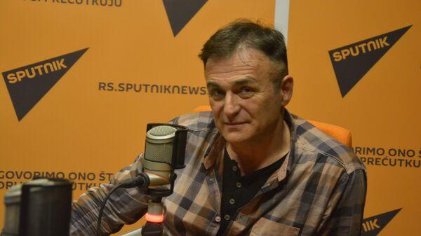 Бранислав Лечић - Sputnik Србија
