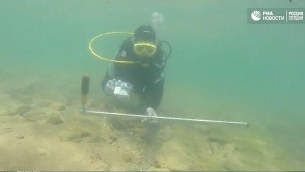 Археолози истражују потонули град Акра на Криму - Sputnik Србија