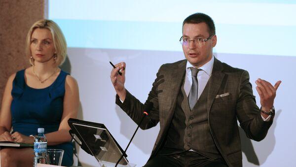 Генерални директор НИС-а Кирил Кравченко - Sputnik Србија