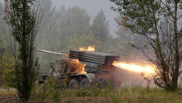 Украјинска војска - Sputnik Србија