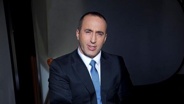 Рамуш Харадинај, лидер Алијансе за будућност Косова - Sputnik Србија