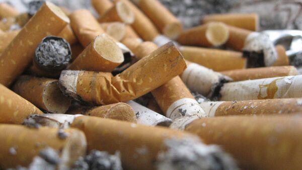 Ugašeni pikavci cigareta - Sputnik Srbija