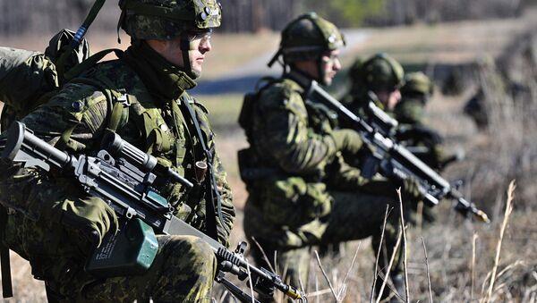 Canadian Army - Sputnik Srbija