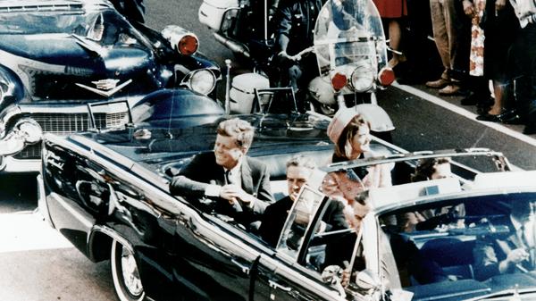 Bivši predsednik Amerike Džon Kenedi u Dalasu, 22. novembar 1963. - Sputnik Srbija