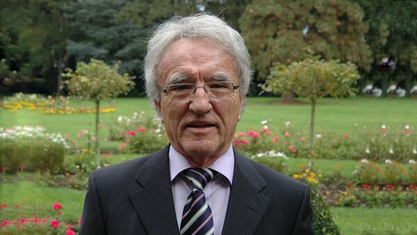 Horst Telčik - Sputnik Srbija