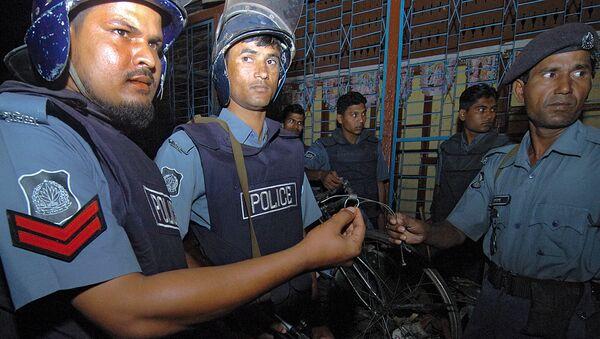 Policija Bangladeša - Sputnik Srbija