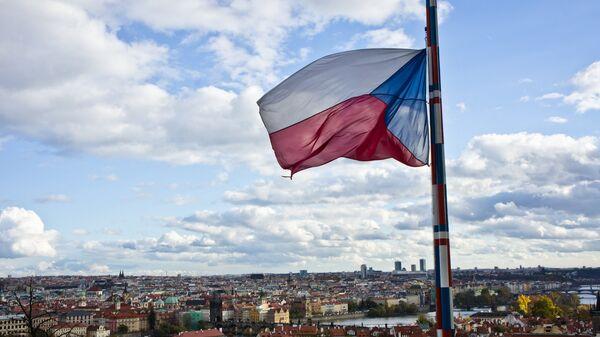 Zastava Češke - Sputnik Srbija